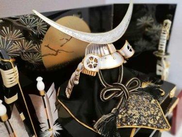 五月人形に込める想い【戦国武将のかぶと飾りを飾る意味とは】
